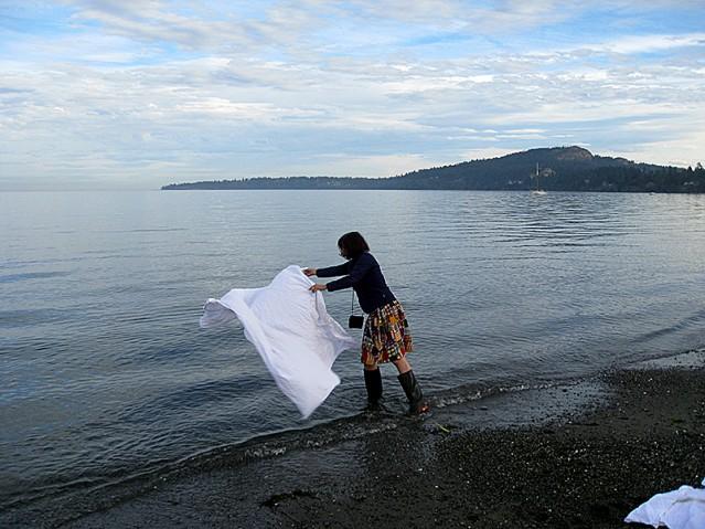 Lesley Turner Seawater mordant